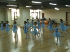 Ding's ballet gallery 10/11 Pre-Primary